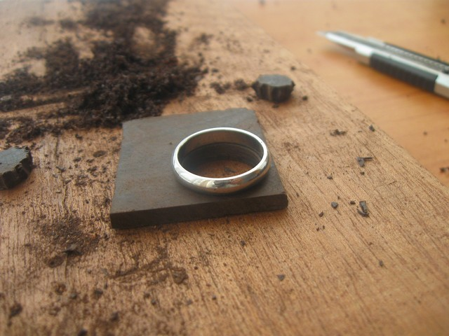 wood ring step 2