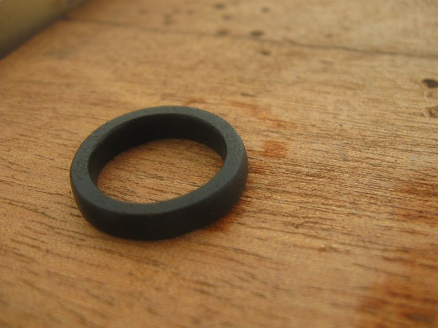wood ring step 7