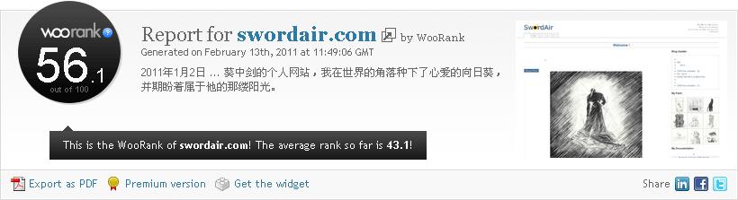 woorank swordair