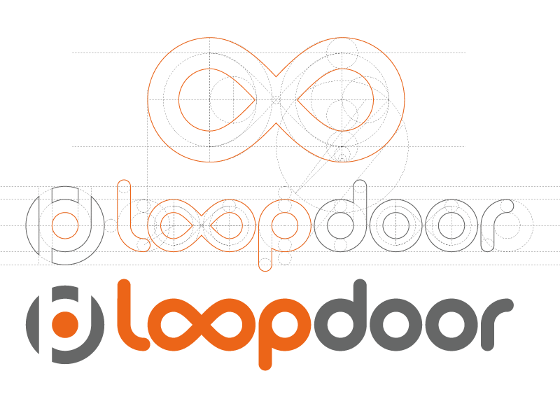 Loop Door Logo