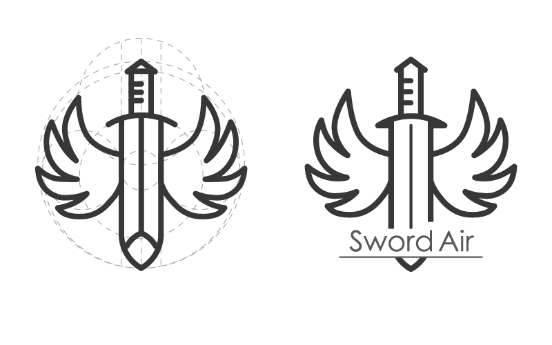 Sword Air Logo
