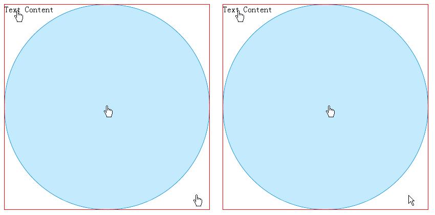 border radius response