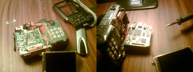 fix canon a590is