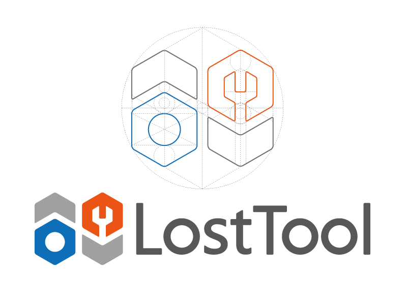 Lost Tool Logo