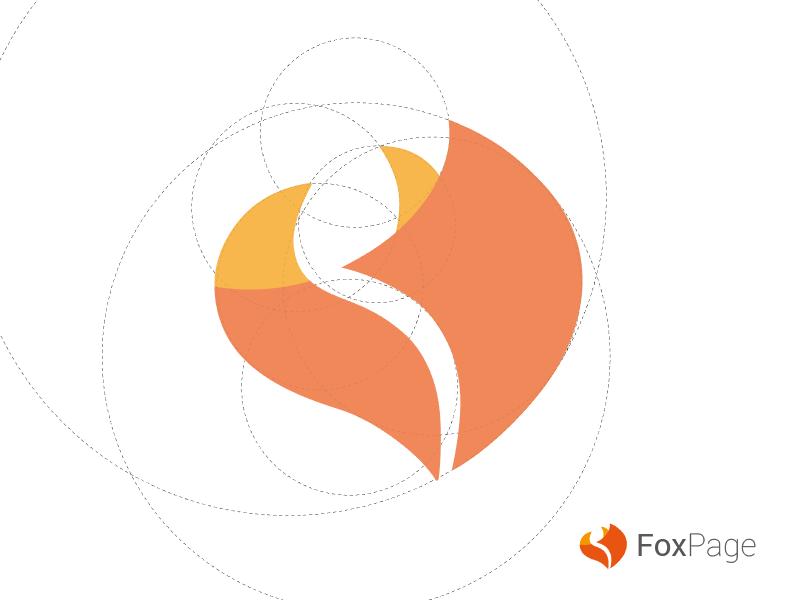 FoxPage Logo设计